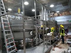 食品饮料厂无菌灌装间净化车间设计施工