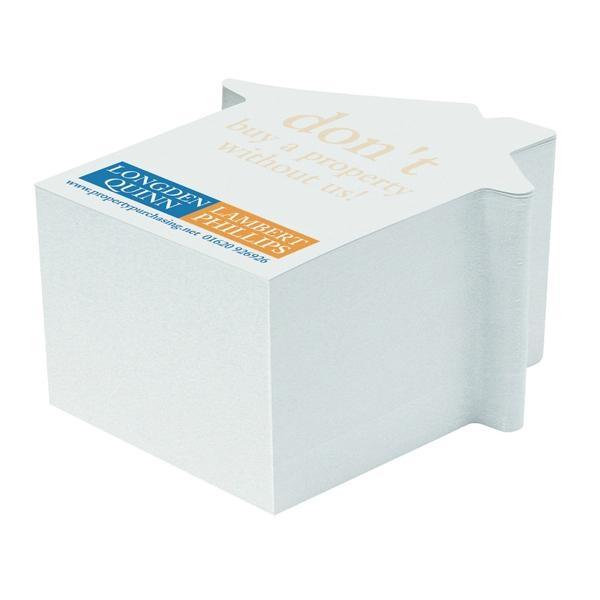 Custom printing memo pad cube 3