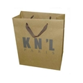 High quality kraft paper bags for shopping