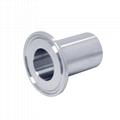 快装外丝不锈钢转换接头食品级管件接头 2