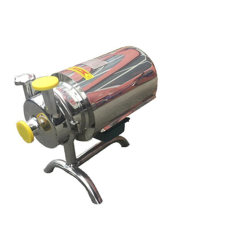 不锈钢卫生泵食品饮料制药自吸离心泵 1