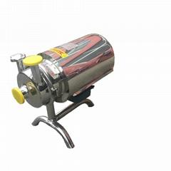 不鏽鋼衛生泵食品飲料製藥自吸離心泵