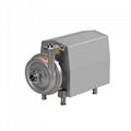 不锈钢卫生泵食品饮料制药自吸离心泵 4