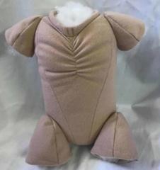 Reborn doll cloth bodies