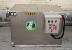 餐饮厨房油水分离器自动控制系统