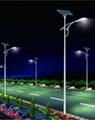 太阳能风能路灯 5