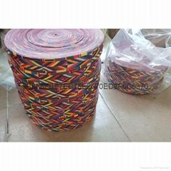 5CM宽箱包用热转印涤纶织带
