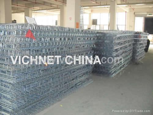 热镀锌网格桥架设备 1