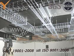 热镀锌网格桥架设备 3