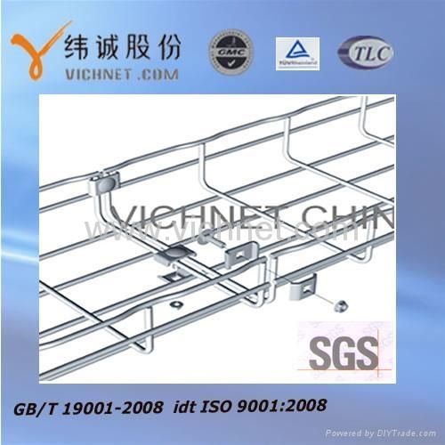 热镀锌网格桥架设备 4