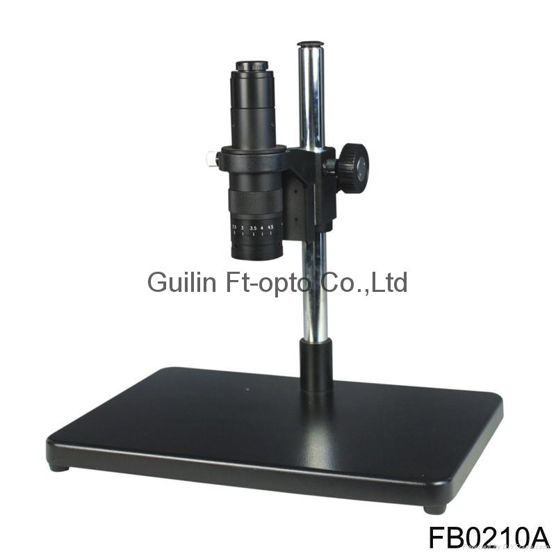 單筒連續變倍電視顯微鏡 1