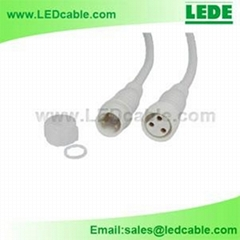 IP68 LED Waterproof Power Cable