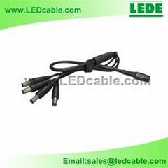 DC Power Splitter Adapter