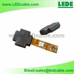 New Solderless LED Strip Connector