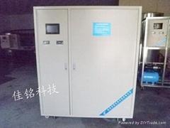 佳銘純水機全自動清洗消毒器專用純水機水處理系統