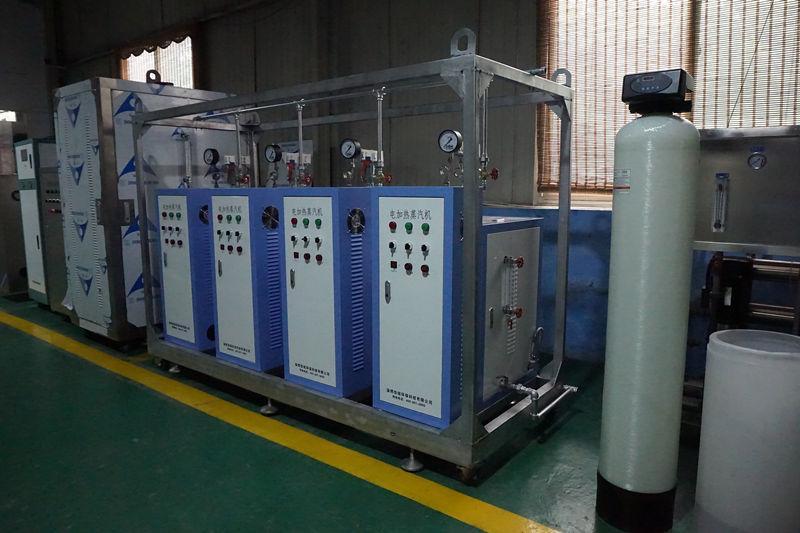 佳铭新型300kg蒸汽锅炉电加热可定制 3