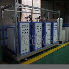 佳銘工業電蒸汽發生器216KW新型4組控制