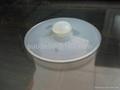 蘑菇头玻璃硅胶吸盘 1