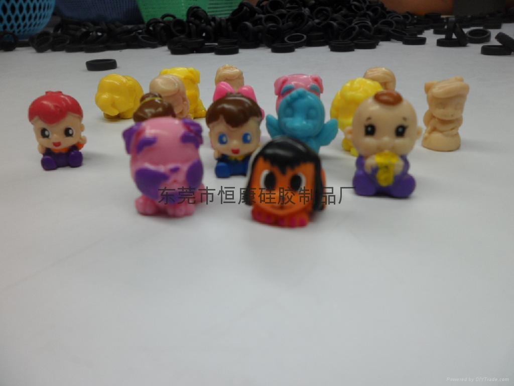 硅胶玩具 1
