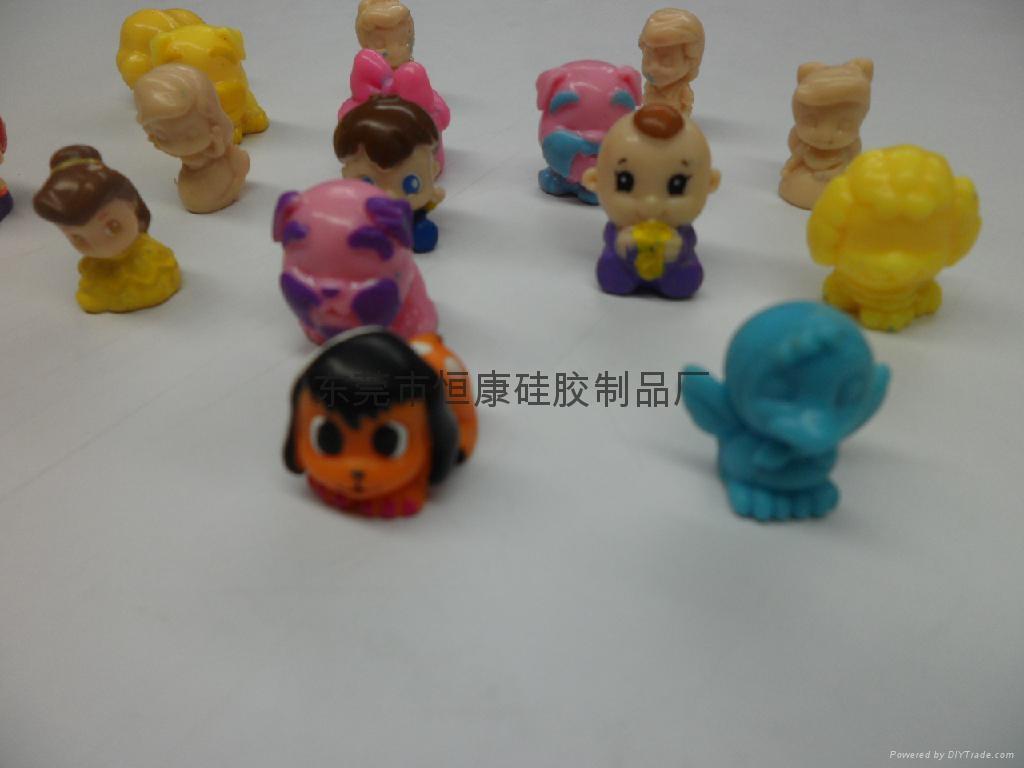 硅胶玩具 2