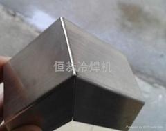 亚克力橱柜焊接冷焊机