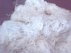 COTTON THREAD WASTE (YARN WASTE)