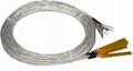 Pt100 temperature sensor for motor winding