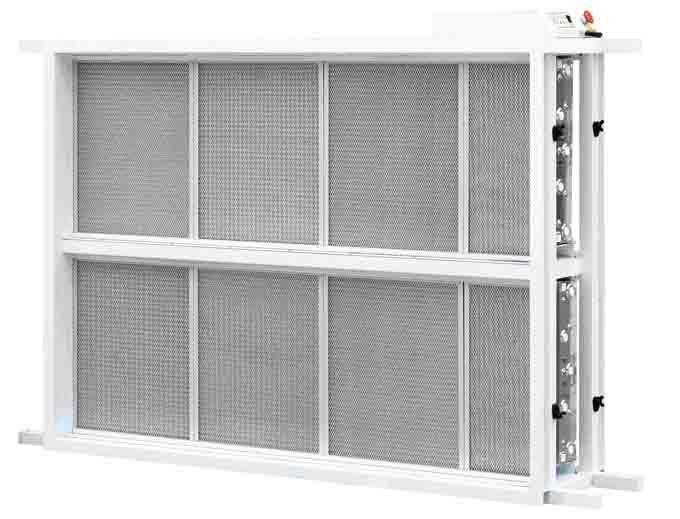 供應中央空調空氣淨化消毒設備 1