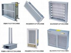 福建供應銷售中央空調淨化消毒機