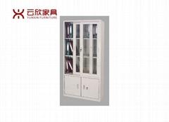 广州办公家具厂供应高档铁皮文件柜G21