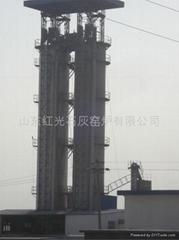 環保節能自動化石灰窯爐