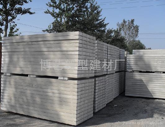 聚苯夹芯轻质隔墙板 3