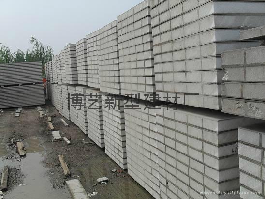 聚苯夹芯轻质隔墙板 4
