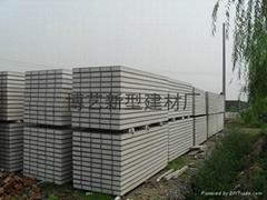 聚苯夹芯轻质隔墙板