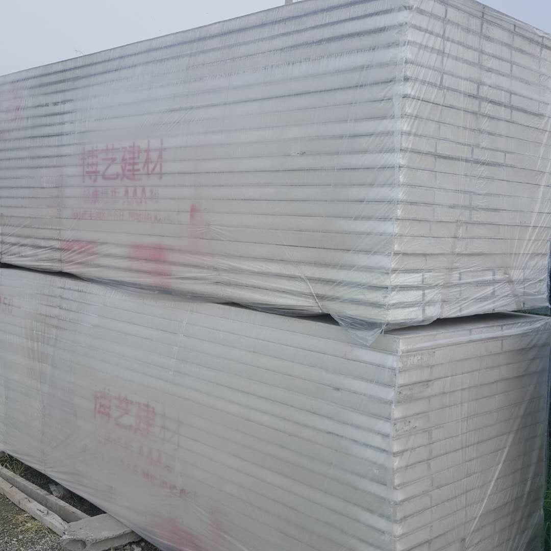 沧州聚苯颗粒墙板 2