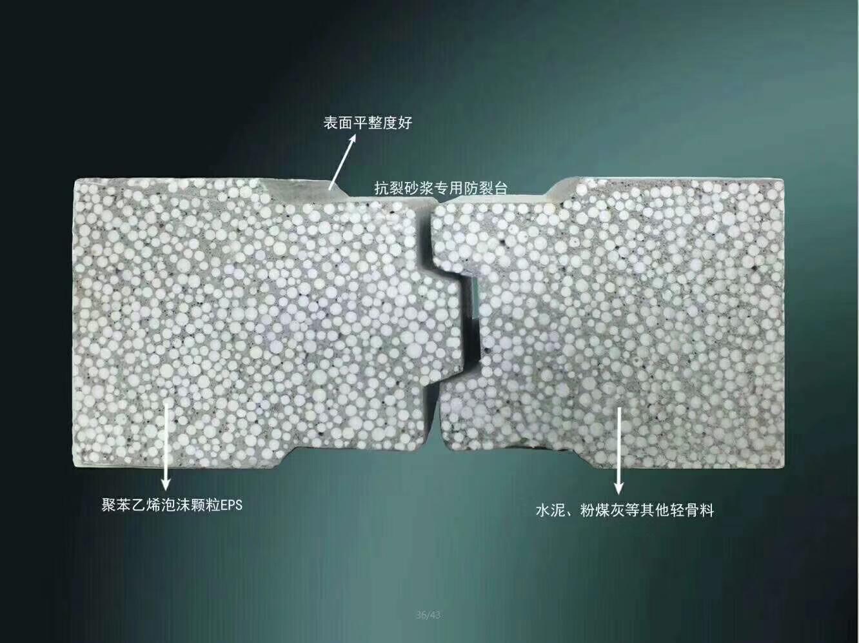 廊坊聚苯颗粒混凝土板 2