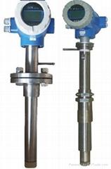 大管道插入式污水流量計
