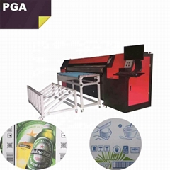 Corrugated Box Inkjet Printer Machine 2500AF-6PH