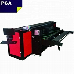 Corrugated carton digital printer/box production inkjet digital printer