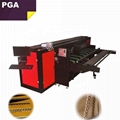 Pizza box printer for corrugated box / inkjet printer digital 2500AF-4PH 1