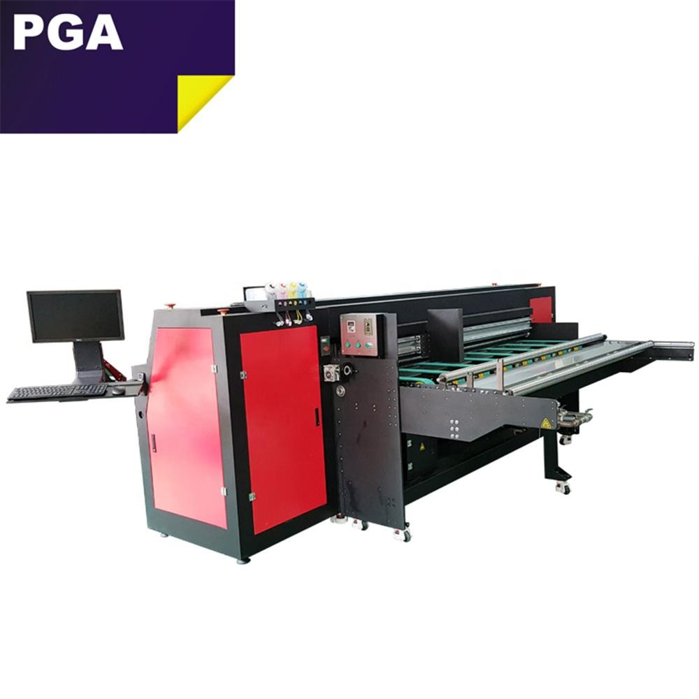 Pizza box printer for corrugated box / inkjet printer digital 2500AF-4PH 5