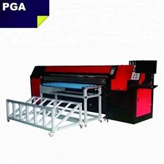 Pizza box digital inkjet printer / corrugated board printer 2500AF-4PH