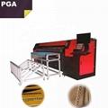 CMYK Inkjet printer machine / corrugated