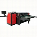 Cost effective corrugated box digital inkjet printer 2500AF-6PH 1