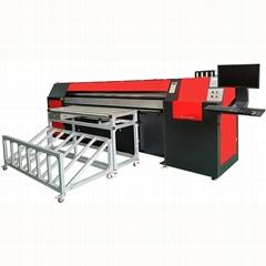 Digital corrugated box printer machine / pizza box printing machine 2500AF-6PH