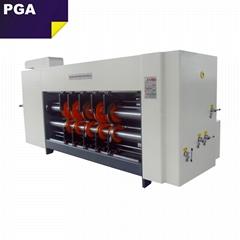 Corrugated autobox maker automatic carton box slotter machine AS-1426