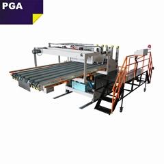Automatic corrugated sheets pre feeder machine U300