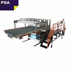 U-300 Flexo printing machine to match pre feeder machine for corrugated sheet