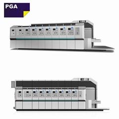 G3-1628 Corrugated Carton Box Flexo Printer Slotter Die Cutter Machine