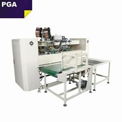 ST-2800 Single head semi-auto corrugated carton box stitching machine